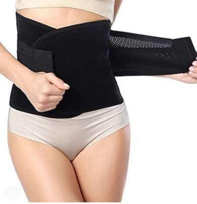 Waist trainer belt/post partum girdle