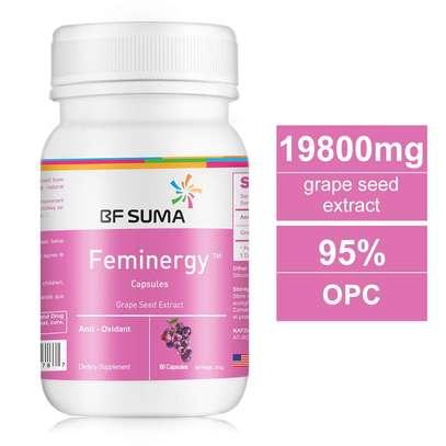 Feminergy Capsules; 60 capsules/bottle, by BF Suma image 2