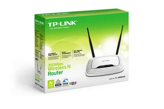 Tp-Link Wireless Router 3g/4g With Usb Port image 1