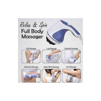 Generic Relax & Spin Tone Full Body Massager image 1