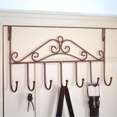 Over the door Hanger 7 hooks image 2