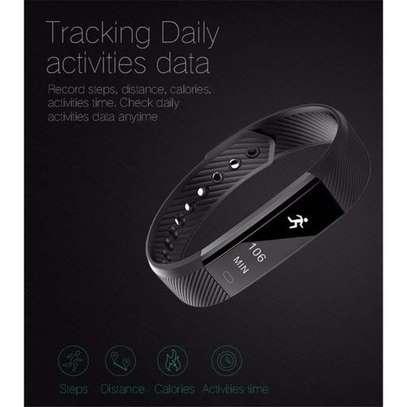 Bracelet Fitness Tracker Sleep Monitor Wristband Bluetooth 4.0 image 5