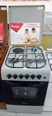 Ramtons 50x60cm Silver Cooker image 1