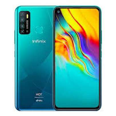 "Infinix Smart 5, 6.6"",2GB+32GB,;8MP,4G image 1"