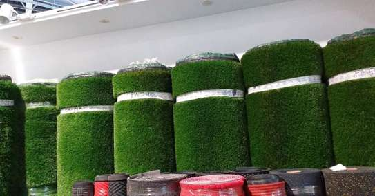Indoor/Outdoor Artificial Grass Turf Area Rug