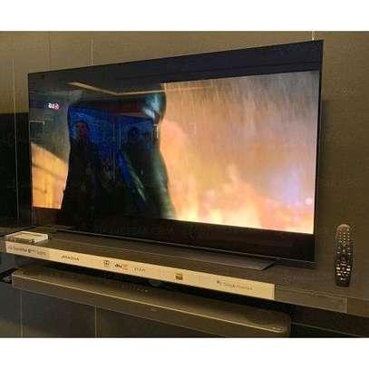 LG 65C9PVA 65 OLED 4K TV SMART - 2019 - Black image 1