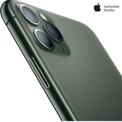 Apple iPhone 11 Pro Max with FaceTime - 256GB, Midnight Green image 1