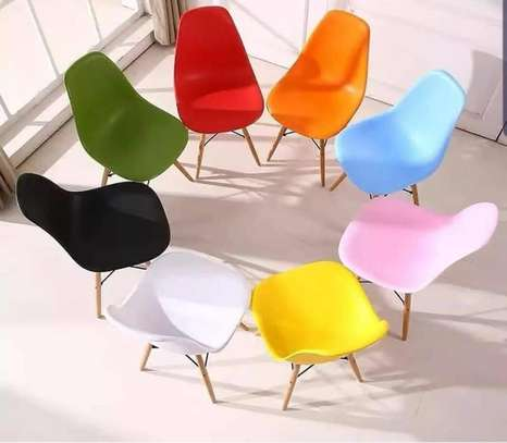 Eames Bistro Style Chairs image 1