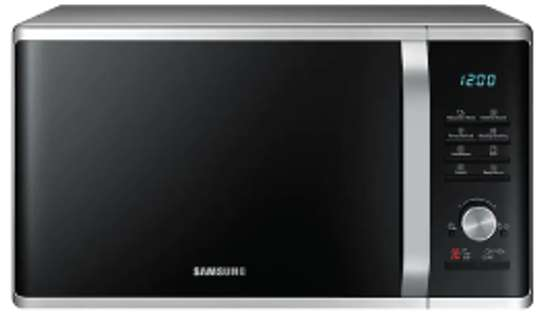 MICROWAVE SAMSUNG  MG28J5255GS: GRILL + OVEN image 1