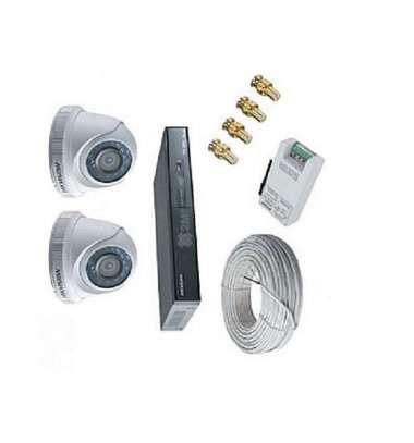 Hikvision 2 Channel Hikvision CCTV Cameras image 1