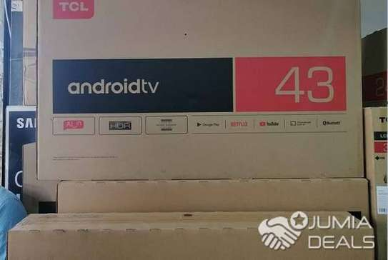 43 tcl smart Android full HD TV image 1