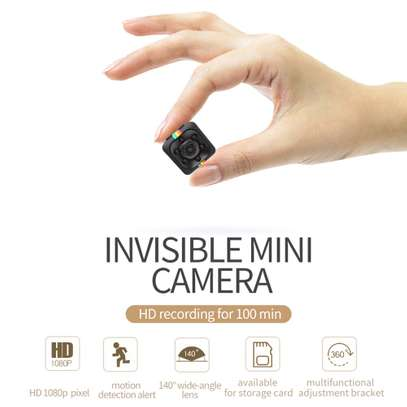 SQ11 Mini Camera 1080P Full HD Car DVR Camcorder image 3