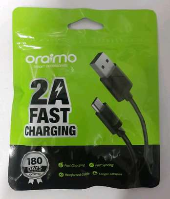 Oraimo cable for android image 1