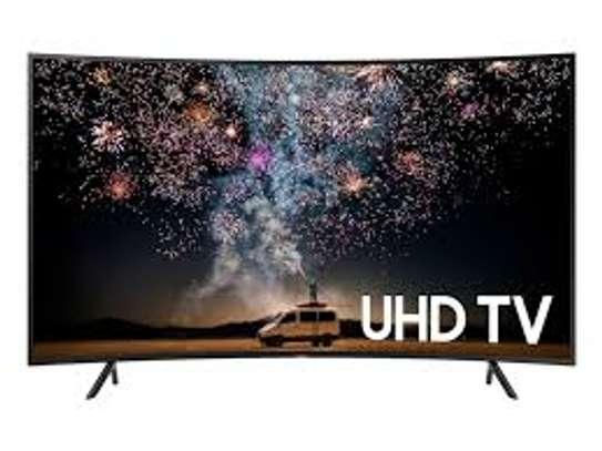 Samsung 49RU7300 UHD-4K Curved Smart Digital TVs image 1