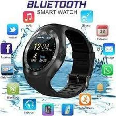 Like Y1 Bluetooth Smart Watch with SIM & TF Card Slot image 1