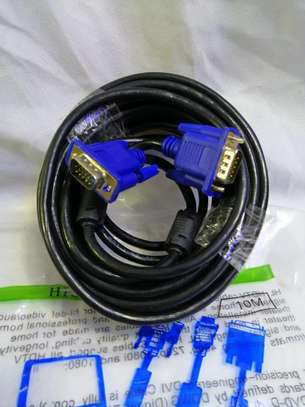 10 Meter VGA cable image 1