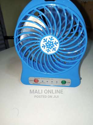 Portable Multifunctional Fan Reachargeable image 2