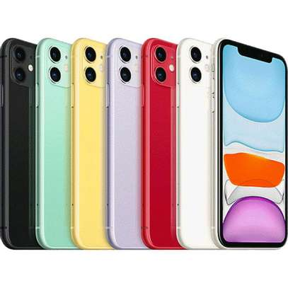 IPHONE 11 128GB NEW WITH 2 YEARS WARRANTY AND ONE YEAR SCREEN WARRANTY image 1