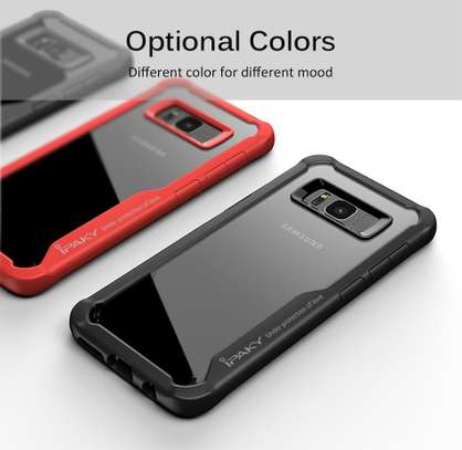 Ipaky Anti-drop TPU Hybrid Case for Samsung s7/s8/s8+/s9/s9+/Note 9 image 2