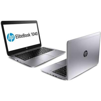 "HP Folio 1040 - 14"" - Core I5 - 8GB RAM - 256 GB SSD - TouchScreen No OS Installed - Silver image 2"