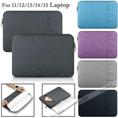 Eco-Friendly Zipper Pouch Laptop Sleeve 11inch 12inch 13.3inch 15.6 Inch Laptop Bags Protective Case for Apple MacBook PRO Air Retina