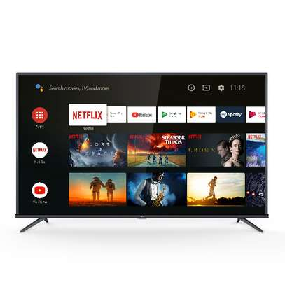 TCL 50'' 4K ULTRA HD ANDROID TV