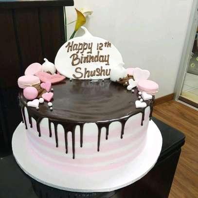 Happy birthday cakes in Kenya image 1