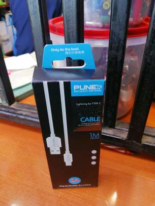 Lightning Quick/Fast Charge Type-c USB Cable - Punex Brand image 1