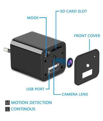 HD 1080P Mini Camera USB Phone Charger image 3