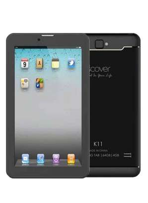 Discover K11, Tablet 7 Inch Dual Sim Android 4.4, 64GB, 4GB DDR3, 4G, Wi-Fi, Dual Camera image 1