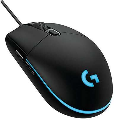 Logitech G102 8000DPI 1000Hz Polling Rate 16.8M Color RGB Gaming Mouse