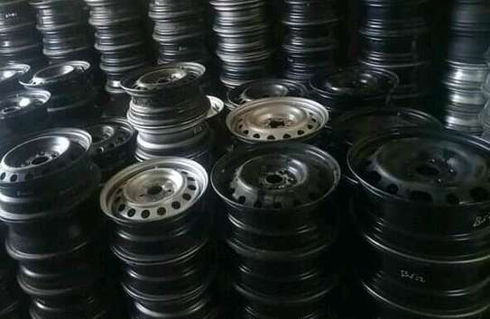 Steel rims image 1