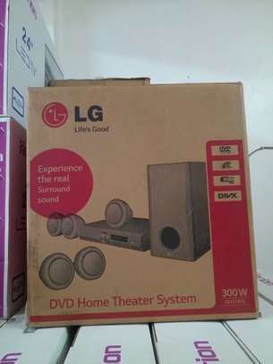 Lg 3140s hometheater system