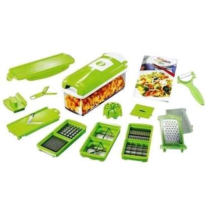 Nicer Dicer Plus 11in1 Vegetable Fruit Chopper image 1