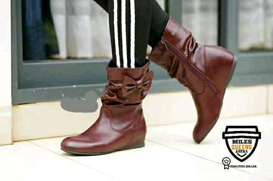 Flat Boots image 1
