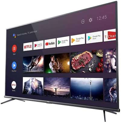 Tcl 65inches smart  4k android tv