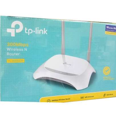 TP Link WR840N wireless Router image 2
