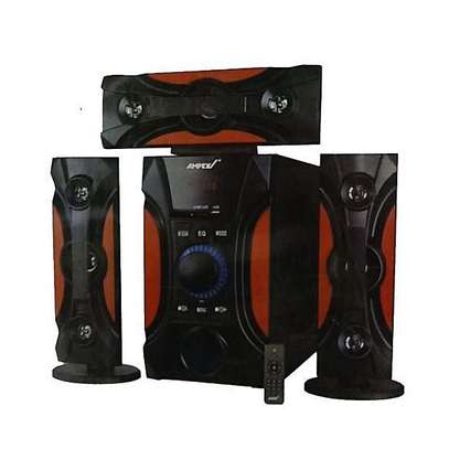 Ampex A18 12000 Watts Multimedia Speaker System-black image 3