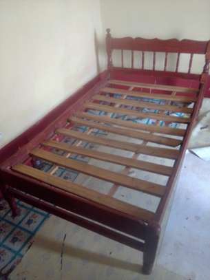 3.5 by 6 used bed for sale