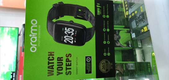 Oraimo watch osw 16 brand new and sealed in a shop image 1