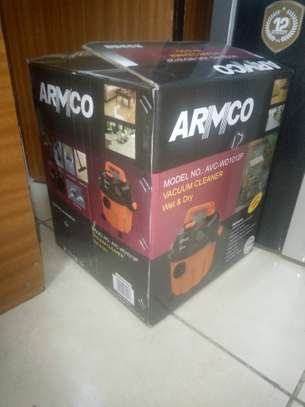 Armco wet and dry vacuum cleaner image 2