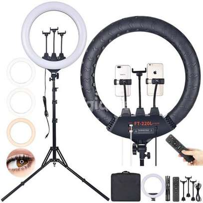 Selfie Ring Light 18 inch image 1