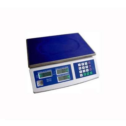 DIGITAL COUNTING SCALE 30KG image 1