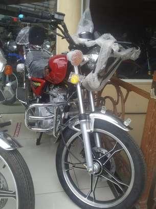 Skygo Motorbike year 2020 brand new 150 CC Ksh 107K image 1