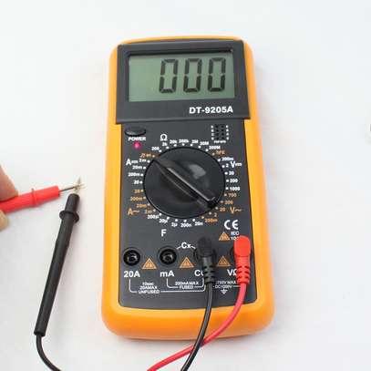 DT 9205 A Digital Multimeter image 1