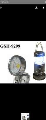 Emergency solar lights image 1