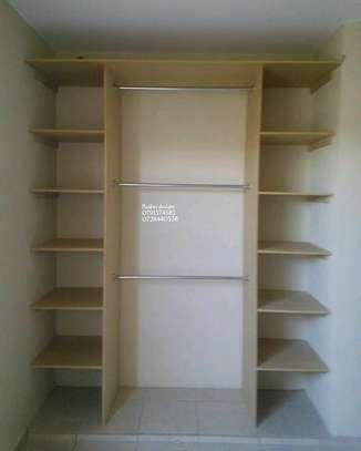 Wardrobe designs/inbuilt furnitures image 1