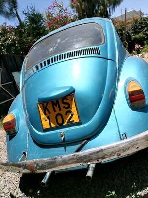 Volkswagen beetle on sale image 3