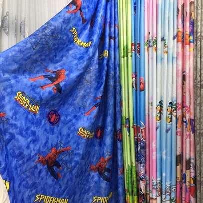 Kids Cartoon Curtains image 5