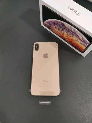 Apple Iphone xs max 512 Gigabytes & Airpods image 1